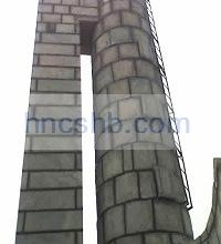锅炉窑炉麻石除尘器(塔)新建维修改造湖南川山环保