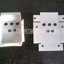 厂家生产白色透明麦拉片 耐高温绝缘麦拉片 电源PC折痕麦拉片定做图片