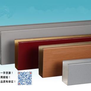 江西幼儿园吊顶铝方通厂家图片
