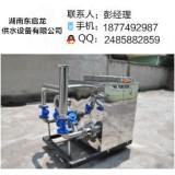 污水提升装置 污水提升一体化设备 湖南污水提升装置厂家