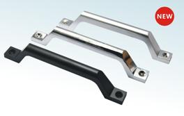 LS1080锌合金拉手钣金机箱拉手提手