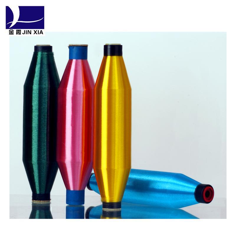 雪纺 涤纶有色丝 涤纶纤维 三叶单丝20D-60D 圆孔单丝