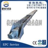 江西捷登厂家  U型槽式给料机  螺旋输送机 U型输送设备