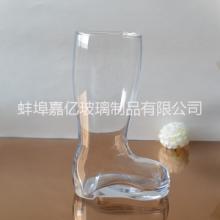 玻璃靴子啤酒杯0.5升1升啤酒杯