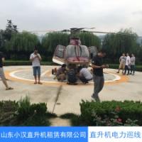成都直升机租赁价格 直升机电力巡线 直升机旅游观光