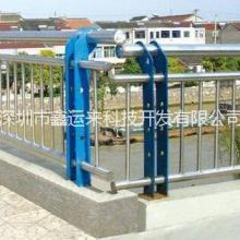 广东安防河道护栏制作价格 深圳河道护栏生产厂家 锌钢河道隔离护栏图片