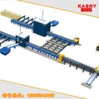 H型钢自动切割机槽钢角钢切割设备