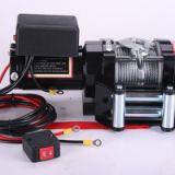 安徽电动绞盘生产厂家 2000磅电动绞盘价格 越野车用电动绞盘