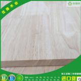 厂家批发泰国进口橡胶木拼板 木材批发 装饰板材 家具实木板材