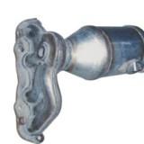 汽车排气管 生产汽车排气管工厂 宁波三元催化器公司