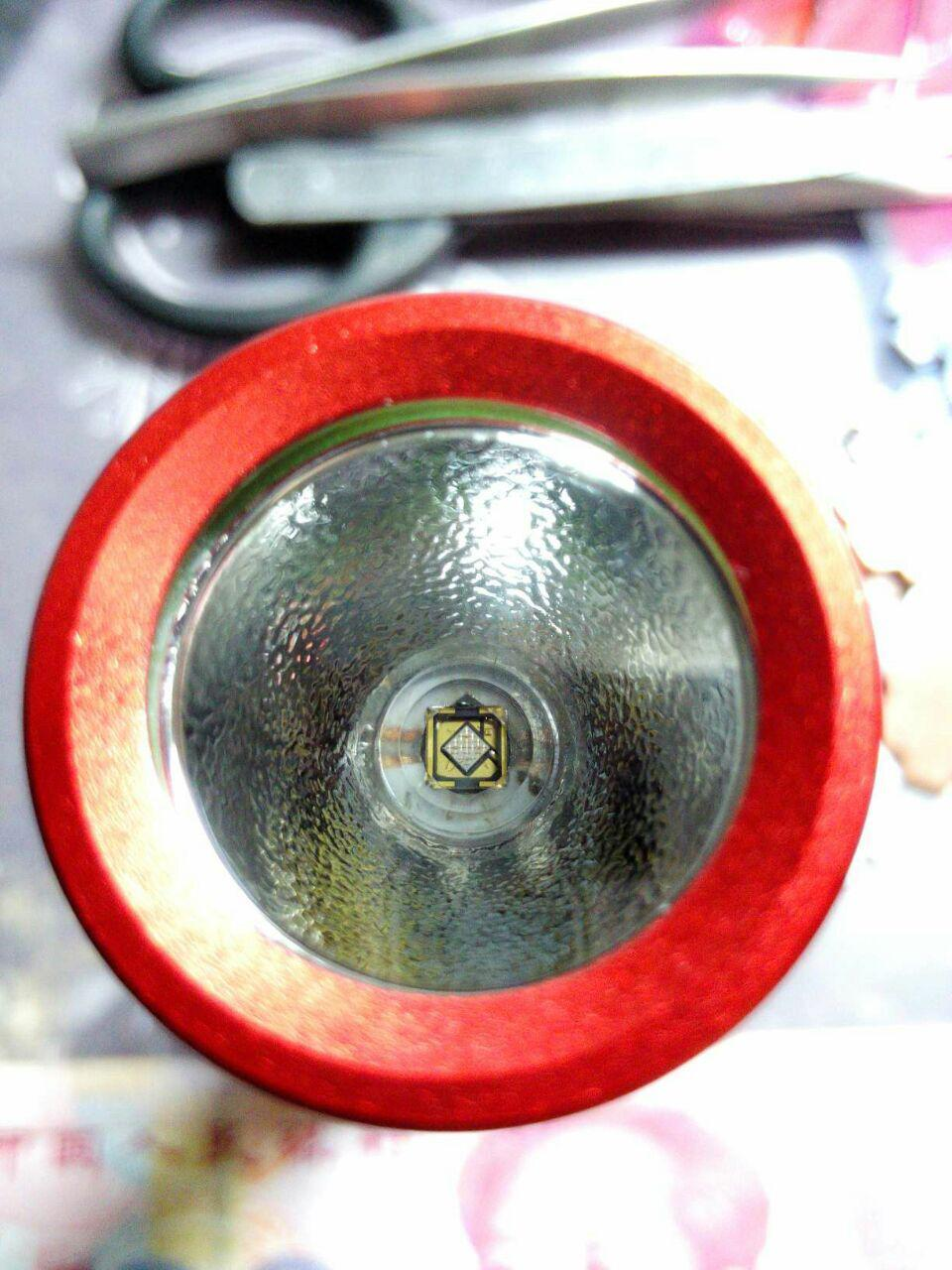日亚紫外线手电筒,原装进口日亚5W紫光灯珠,大功率365nm灯珠