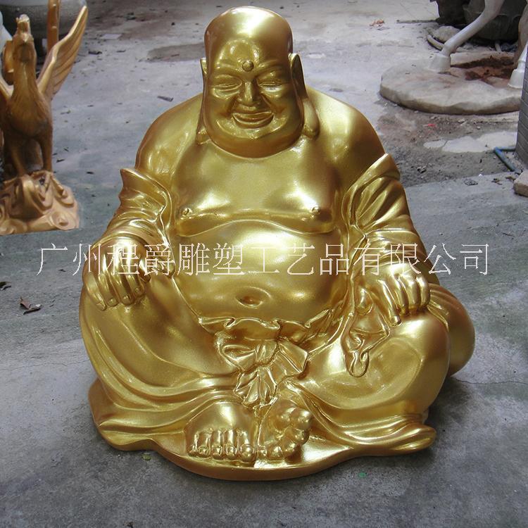 掌柜推荐热销各类玻璃钢佛像雕塑雕塑合成树脂工艺品喷金佛像装饰摆件