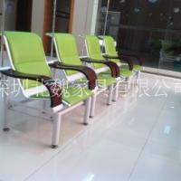 供应医院输液椅产地货源-不锈钢医院输液排椅-诊所输液排椅-3人位点滴椅子