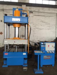 100t四柱油压机 最新配置 100吨四柱油压机厂家 100吨四柱油压机价格 滕州万合