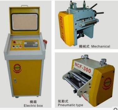 厂家直销nc-200ncf伺服滚轮送料机 整平送料机及放料架 冲床自动送料