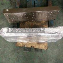 非标油路块阀块镀镍磷化氧化化工机械液压系统阀块油路板加工图片