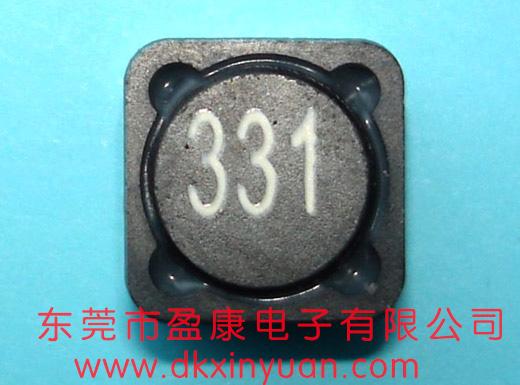 供应东莞片式绕线电感YK-10 盈康品牌电感销售