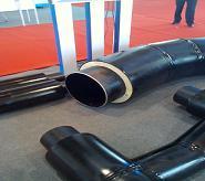 聚氨酯发泡保温钢管供暖用 预制