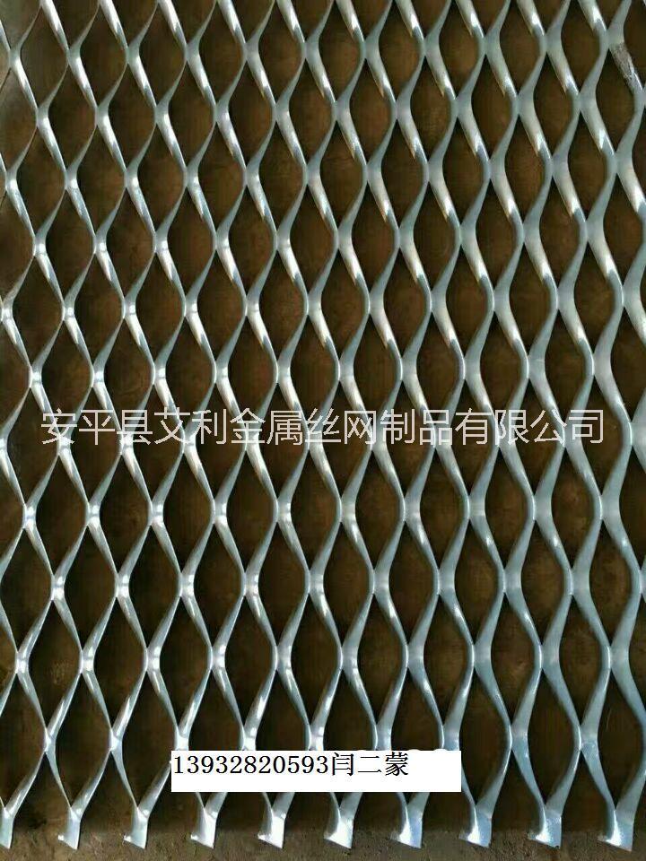 供应高品质不锈钢钢板网生产厂家图片