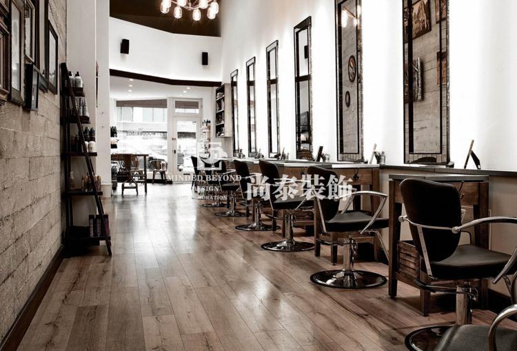 深圳理发店装修报价 理发店装修大概需要多少钱 -价格,厂家,装修设图片