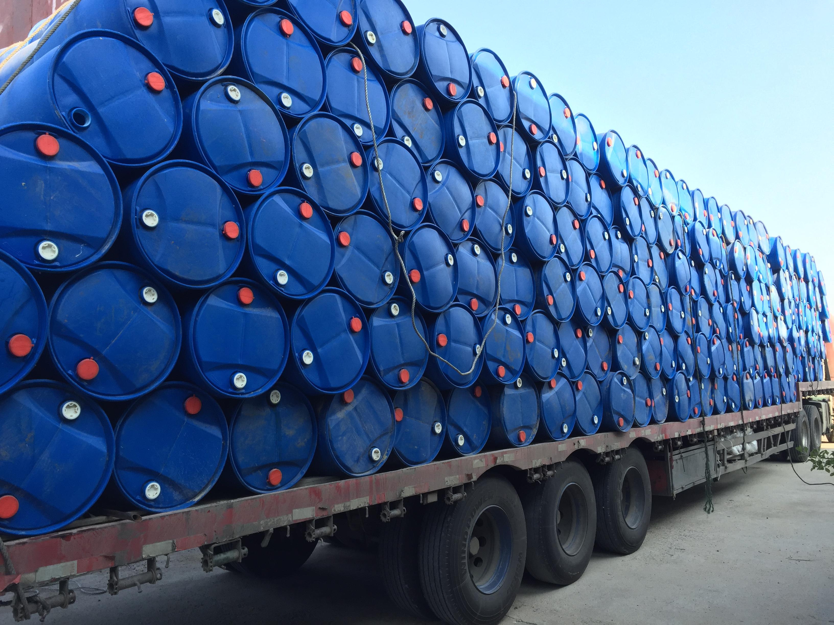 200L化工通批发商_200L塑料桶厂家价格_山东200L塑料桶厂家价格 200L化工桶厂家批发