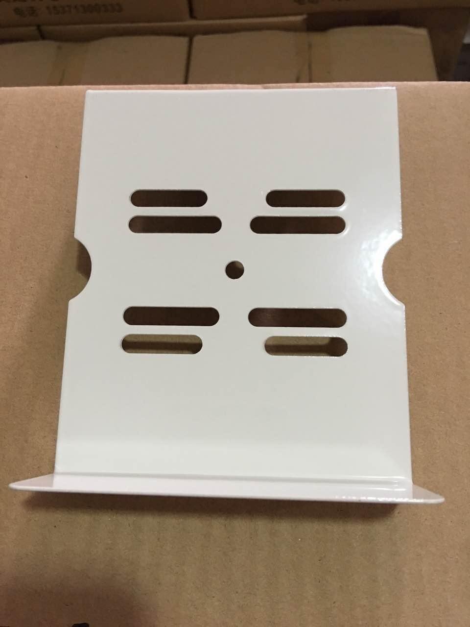10寸单级铁挂片滤瓶固定挂片 前置过滤器器挂板吊片