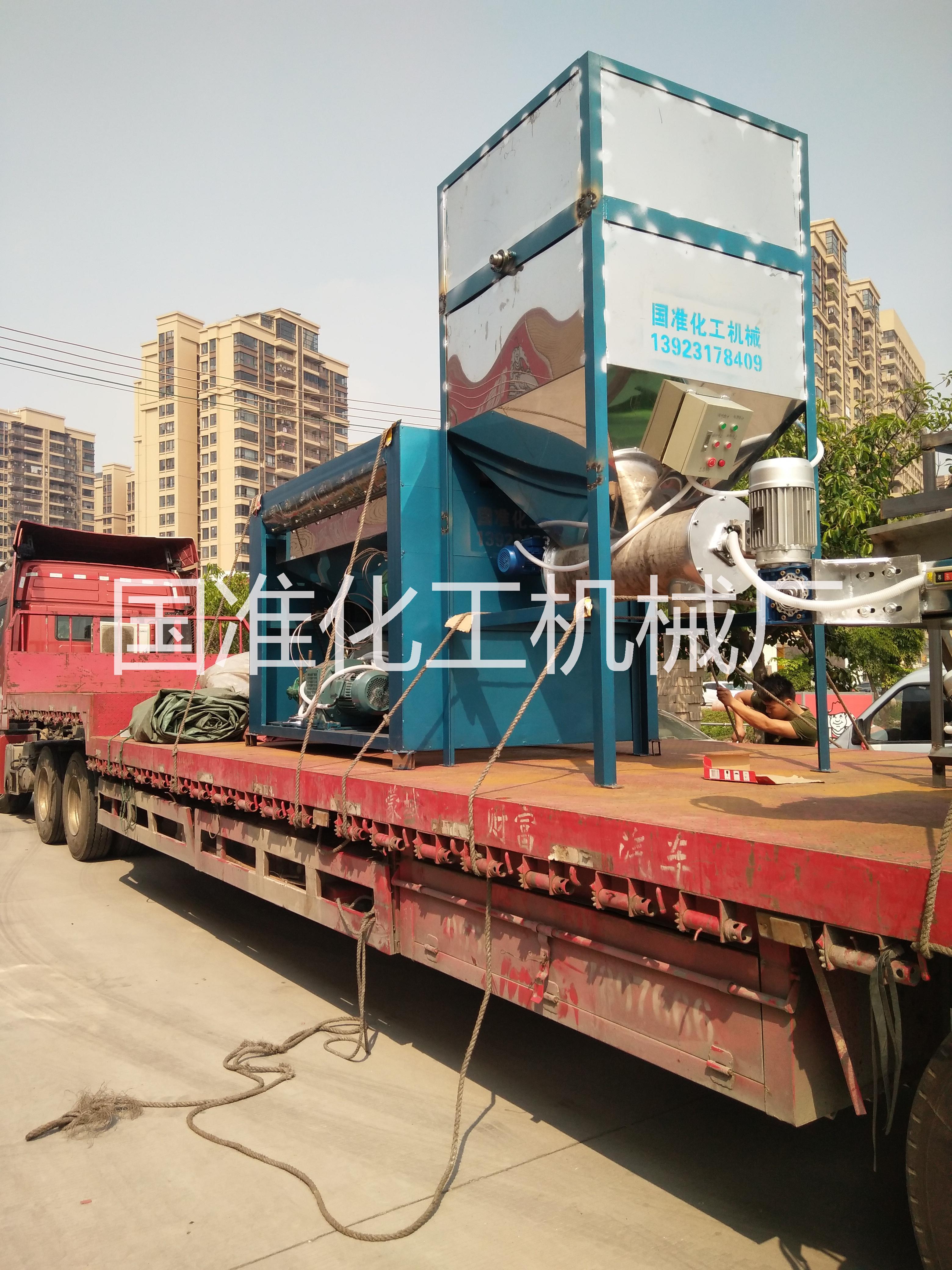 PVC片状复合热稳定剂机械报价,PVC片状复合热稳定剂生产机械