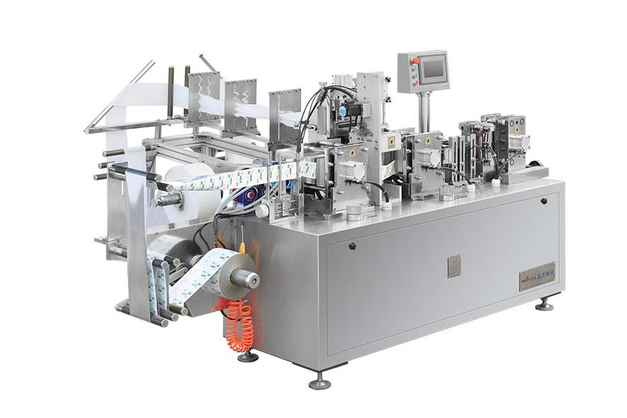 湿巾包装机,湿巾,酒精棉片,湿纸巾生产线