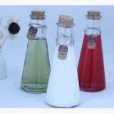 玻璃饮料瓶定做 奶茶瓶价格 创意礼品瓶子玻璃瓶批发江苏玻璃瓶厂家