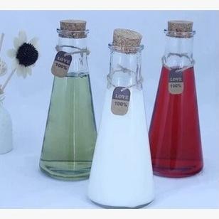玻璃饮料瓶图片