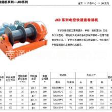 JT調速卷揚機 JT調速卷揚機龍游機械圖片