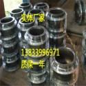 山东水泵负压橡胶软接头DN200图片