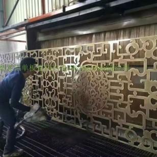 金属外墙雕花铝板厂家图片