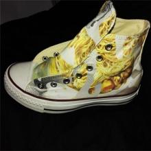 帆布鞋鞋面印花机