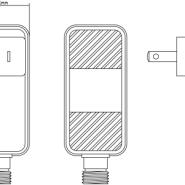UL美规防水电源12V0.5A6图片