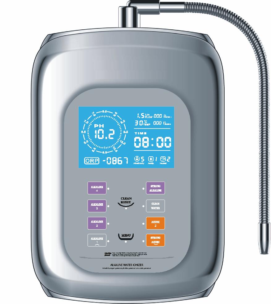韩特家用型养生保健水素水直饮机 家用型养生保健水素水直饮电解水机