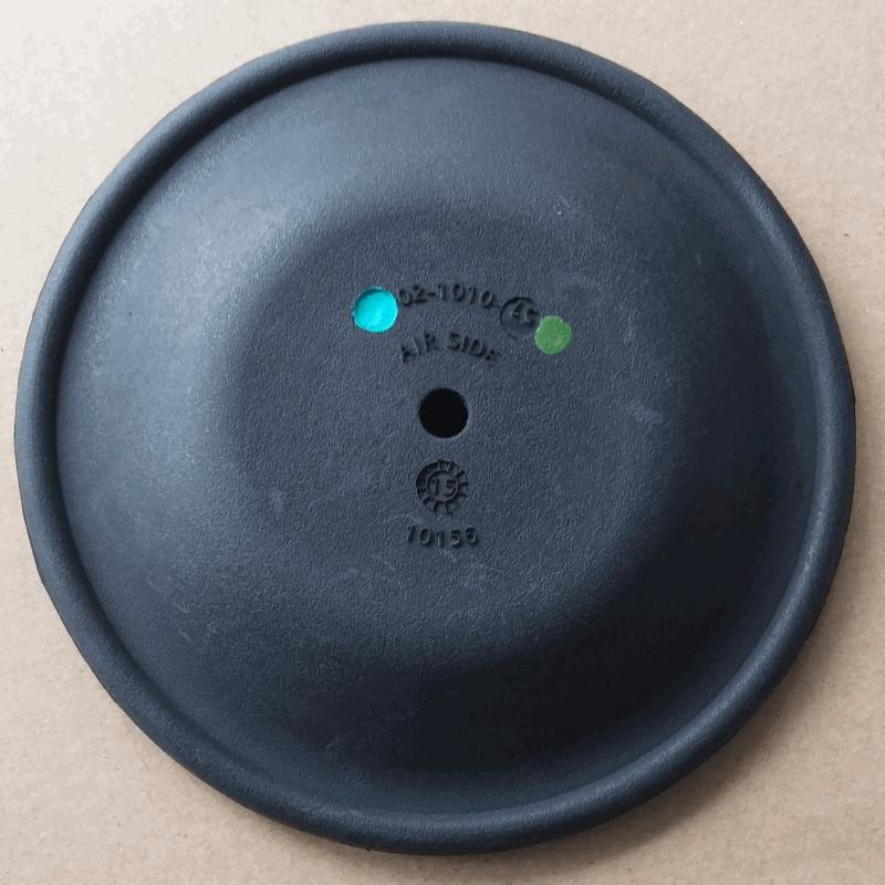 PN02-1010-51气动隔膜片 橡胶隔膜片 1寸泵用与wilden原装膜片兼容