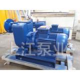 温州自吸泵厂家 供应自吸泵 ZXL直联式自吸泵 排污泵 清水泵