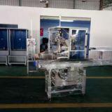 广州厂家全自动橡皮筋加工头绳发圈自动粘胶水机皮筋切断粘合机自动粘胶机 橡皮筋自动粘胶机