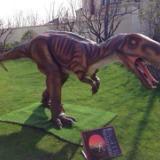 开展巨型恐龙展,蜂巢迷宫