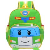 新款幼儿园儿童卡通双肩书包小学生男女童小汽车书包批发