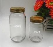 批发玻璃瓶 酱菜瓶 腐乳瓶 罐头瓶 果酱瓶  玻璃罐头瓶 玻璃罐头瓶定制批发
