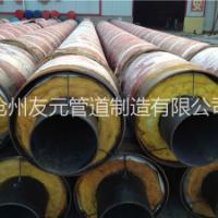 钢套钢蒸汽管道生产工艺简介