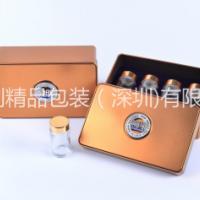 保健品铁盒供应 海参铁罐批发 供应高档铁罐