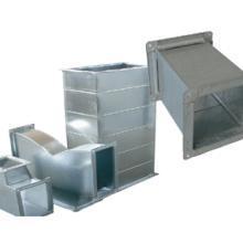 镀锌板风管加工安装Tel18184479599 通风管排烟管 镀锌板通风管排烟管空调暖通管批发