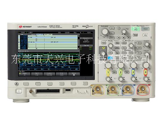 供应 供应DSOX3012A 示波器