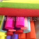 彩色皱纹卷边手工纸