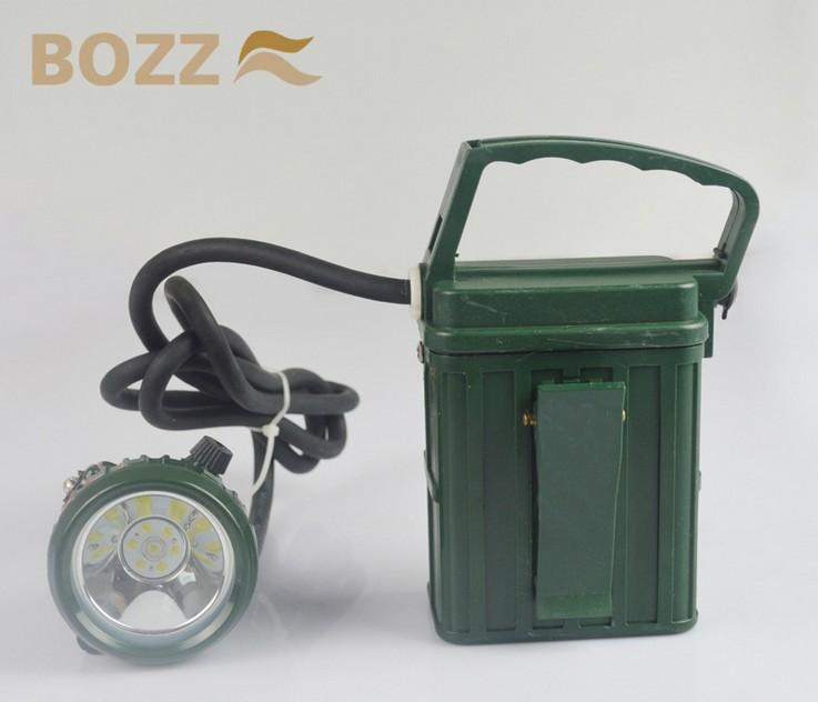 铅酸电池矿灯 BK100工矿矿灯