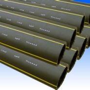 沁县标准PE燃气管,PE燃气管件图片
