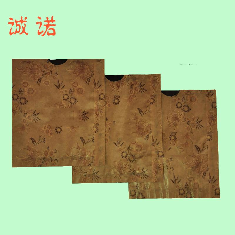 闭合贵州晚秋黄梨粉刺水果梨套袋供应套袋育果专用秋月图片